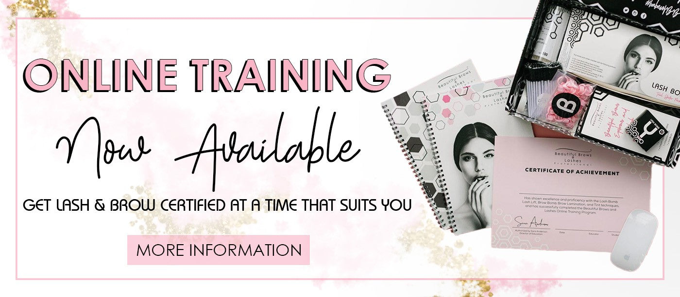 Learn how to Perfect your skills with Lash & Brow Bomb today