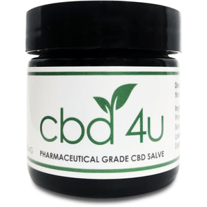 CBD 4U Salve with Lavender and Eucalyptus - CBD 4U