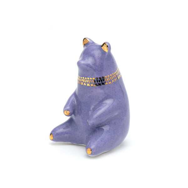 bear figurine