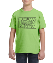 Kid's Transportation T-shirt