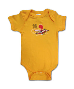 Airplane Onesie