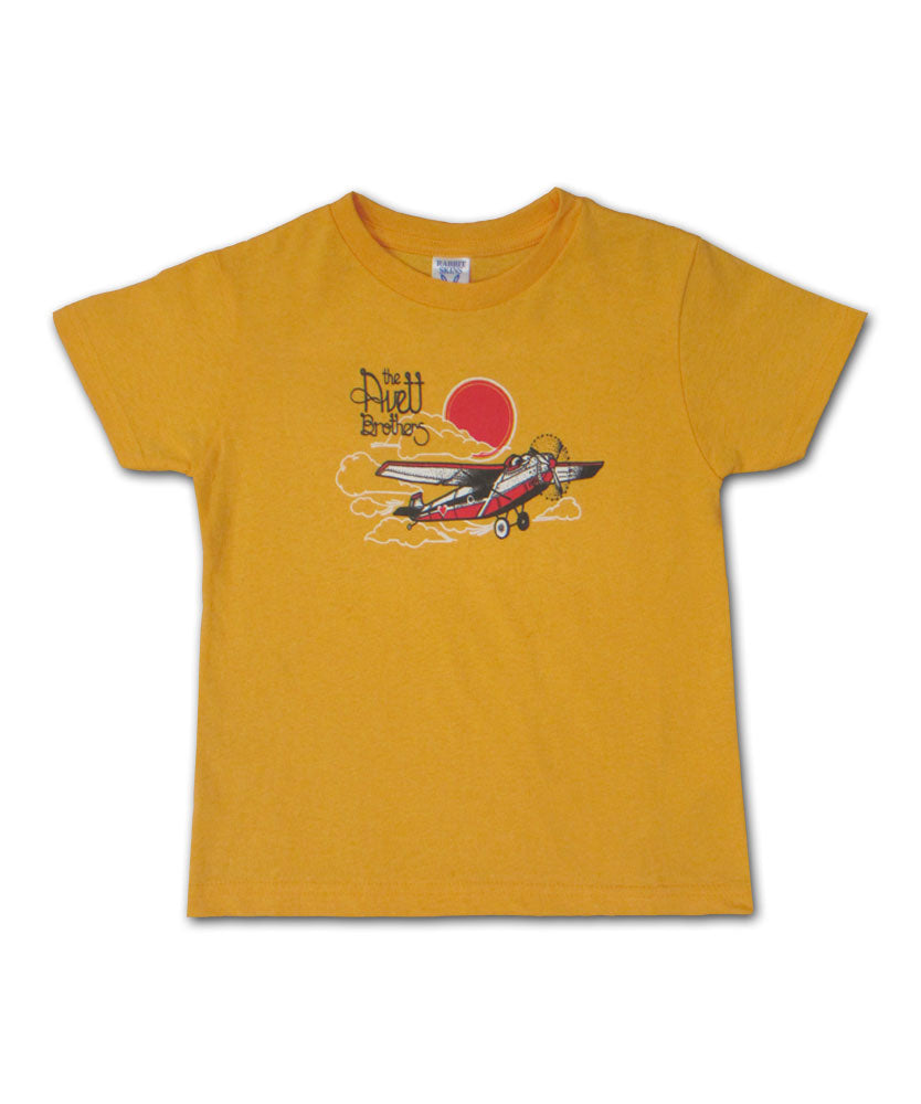 Kid's Airplane T-shirt