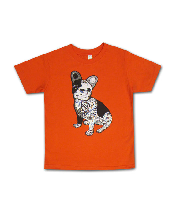 Toddler Frenchie T-shirt