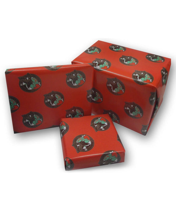 Emotionalism Wrapping Paper