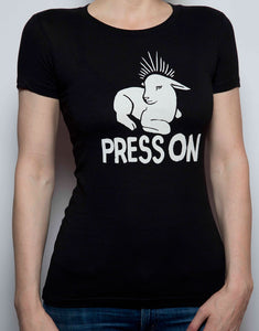 Women's Press On T-shirt