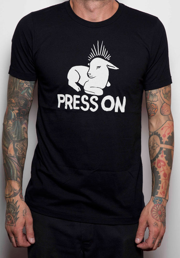 Press On T-shirt