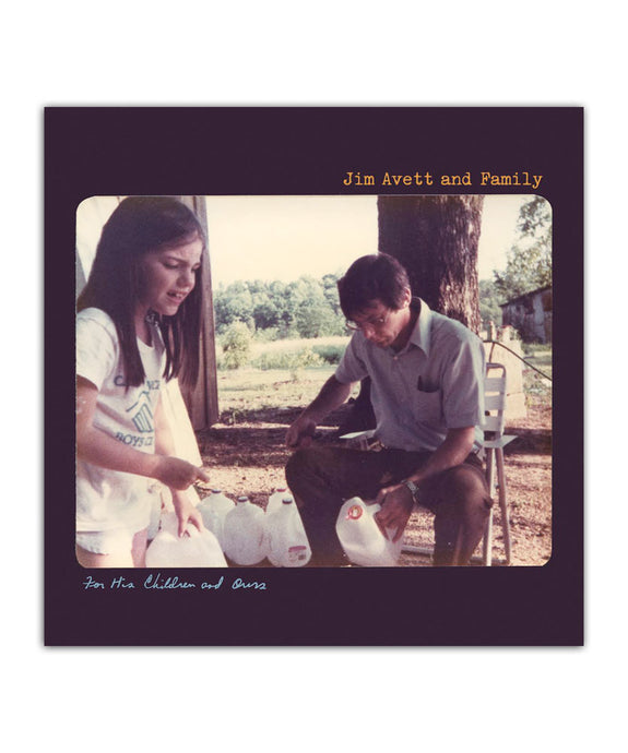Jim Avett and Family For His Children and Ours CD