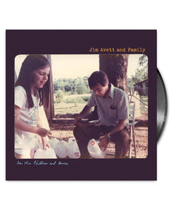 Jim Avett and Family For His Children and Ours Vinyl LP