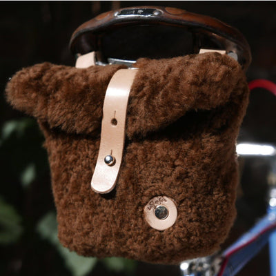 Ewok saddle bag - La Jefa and sons