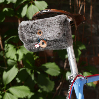Stiff Ewok saddle bag - La Jefa and sons