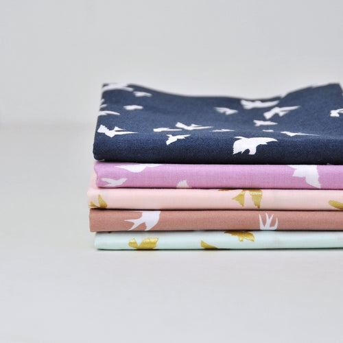 Fabric Bundle - Birds No.2