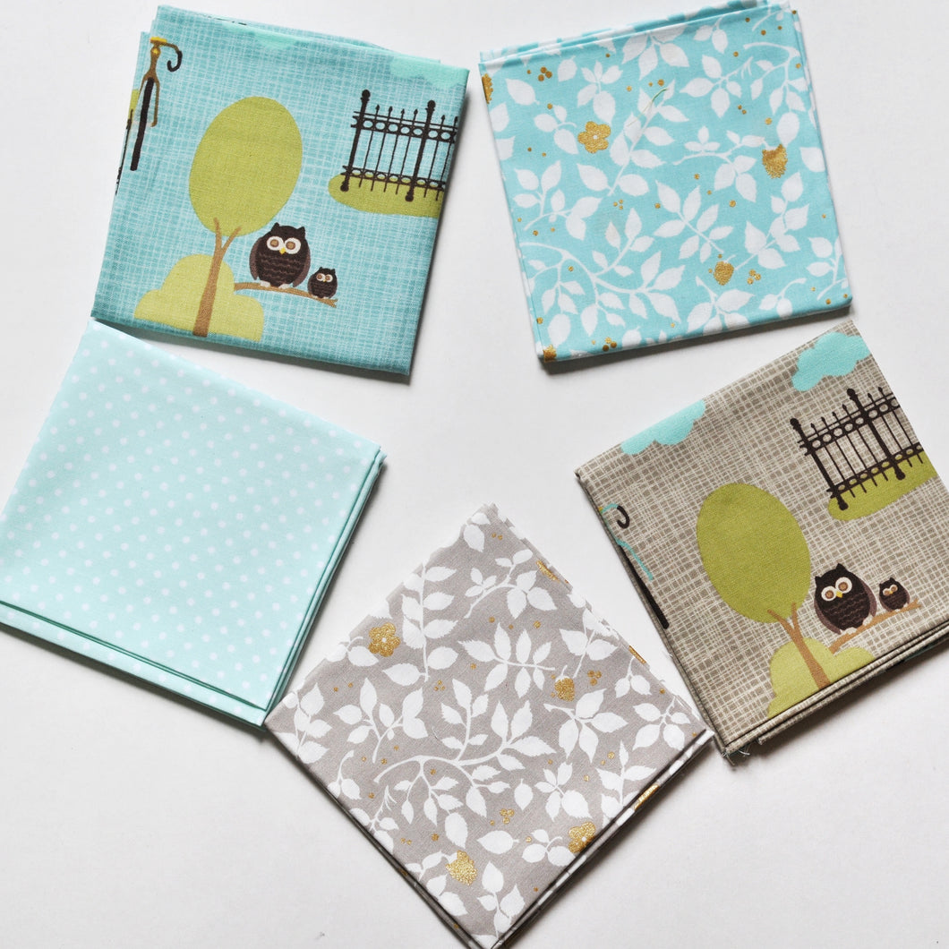Fabric Bundle - In the Park