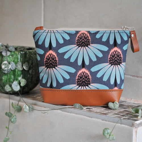 Make up Bag - Echinacea