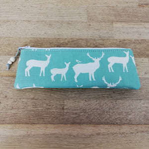 Small pouch - Green Stag