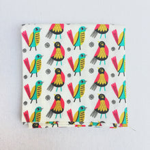 Load image into Gallery viewer, Fabric Bundle - Birds & Polka Dots