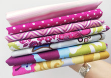 Load image into Gallery viewer, Fabric Bundle - Chevron, Paisley & Floral