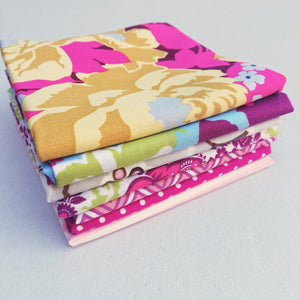 Fabric Bundle - Chevron, Paisley & Floral