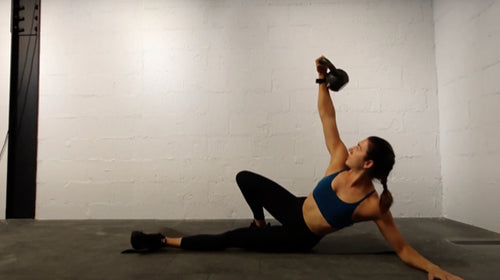 Kettlebell Core Workout with WIT Coach Jess Rosart