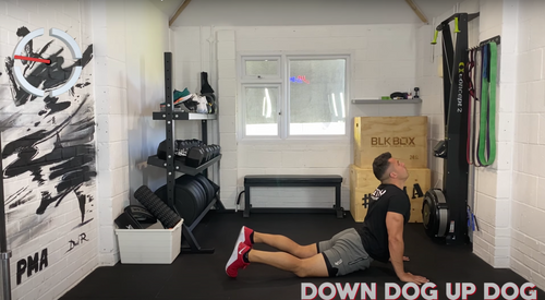 20 minute mobility workout with Faisal PMA