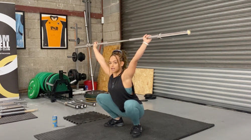 Snatch Stable Components with Jenny Tong