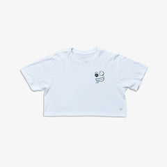 WIT WOD LIGHT Crop Tee 003 T-shirts