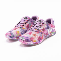 NOBULL Purple Watercolour Trainer Trainers
