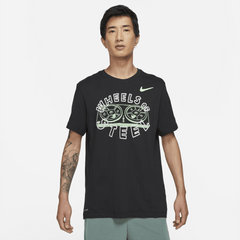 "Nike Dri-FIT MenÕs ""Wheels Of Steel"" Training T-Shirt T-shirts"