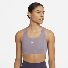 Nike Dri-FIT Swoosh Women's Medium Support 1-Piece Pad Sports Bra Sports Bras