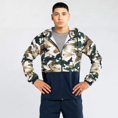 Nike Pro Flex Vent Full-Zip Camo Jacket Jackets