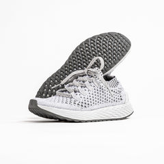 NOBULL Cool Grey Knit Runner Running Shoes