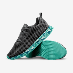 NOBULL Dark Grey Prism Mesh Runner Running Shoes
