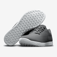 NOBULL Dark Grey White Trainer Trainers