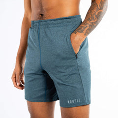 NOBULL Knit Shorts (Heather) Shorts
