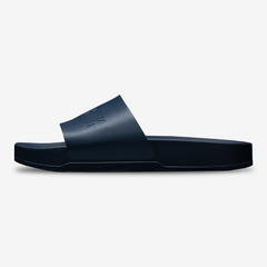 NOBULL Navy Slide Sliders