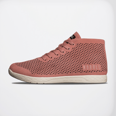 NOBULL Rose Suede Mid Trainer Trainers