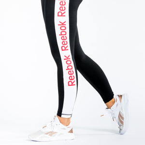 Reebok Essential Linear Logo Tights Leggings