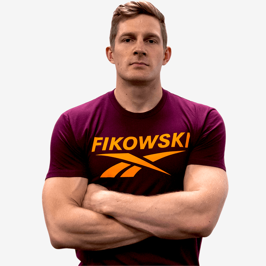 Reebok Fikowski Vector Tee (Your Ticket to the Lockdown Bro-Down) T-shirts