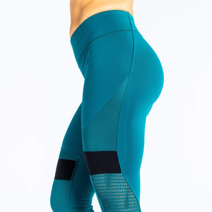 Reebok Lux Colourblock 2.0 Tights Leggings