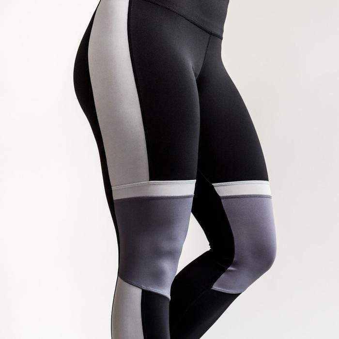 Reebok Meet You There Paneled Tights Leggings