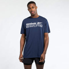Reebok Weightlifting Vector Tee T-shirts