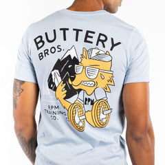 RPM Training Woofles Buttery Bros T-shirts