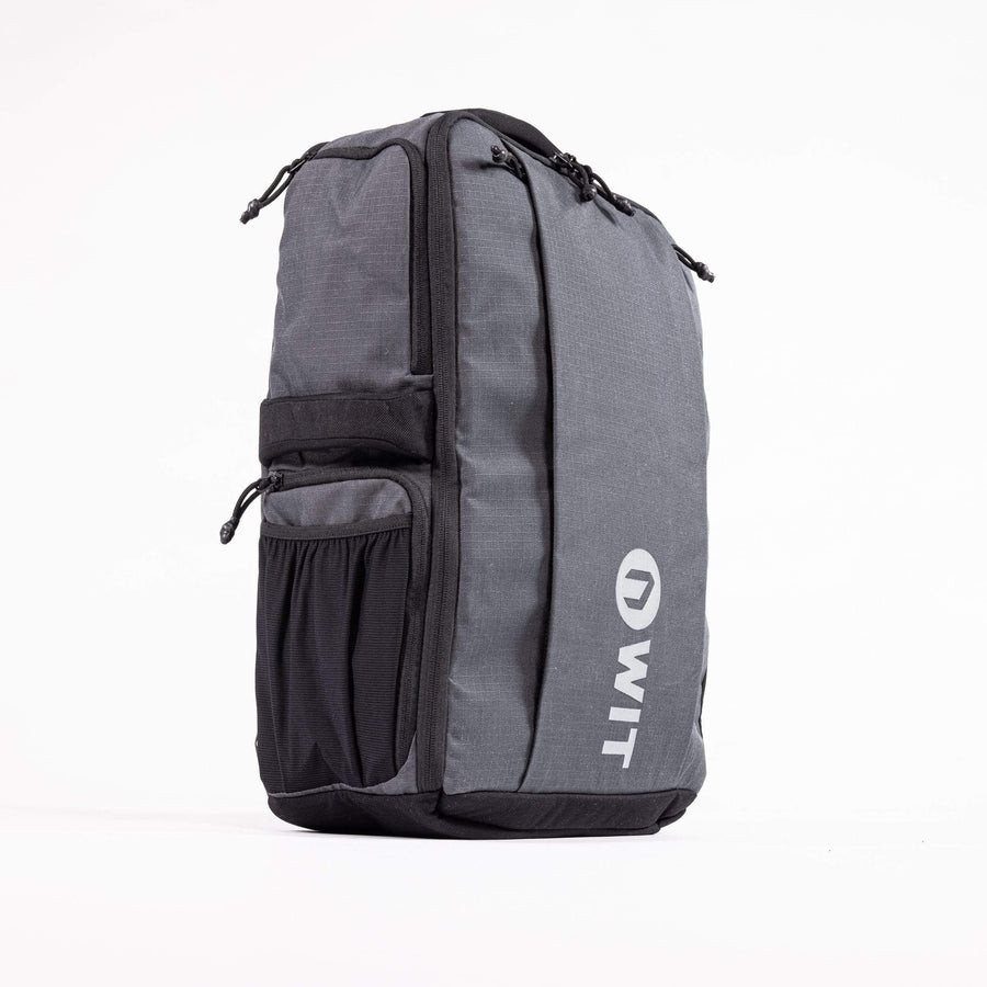 WIT Large Ripstop Backpack Bags L / Dark Shadow / Unisex