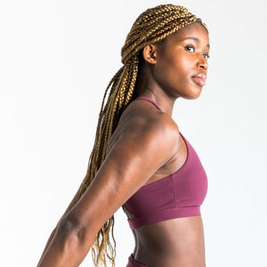 WIT Open Back Bra Sports Bras