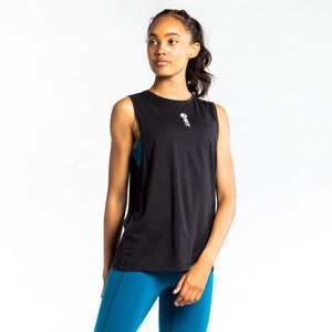 WIT Vertical Logo Muscle Tank Tanks