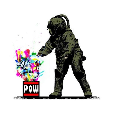 Pow Squad (Handfinished Martin Whatson)