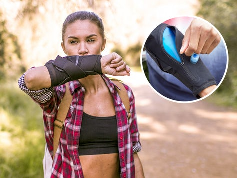 Wearable Hands Free Hydration Sleeve