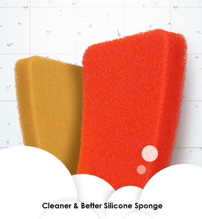 Cleanest Kitchen Sponge for Easiest Wash
