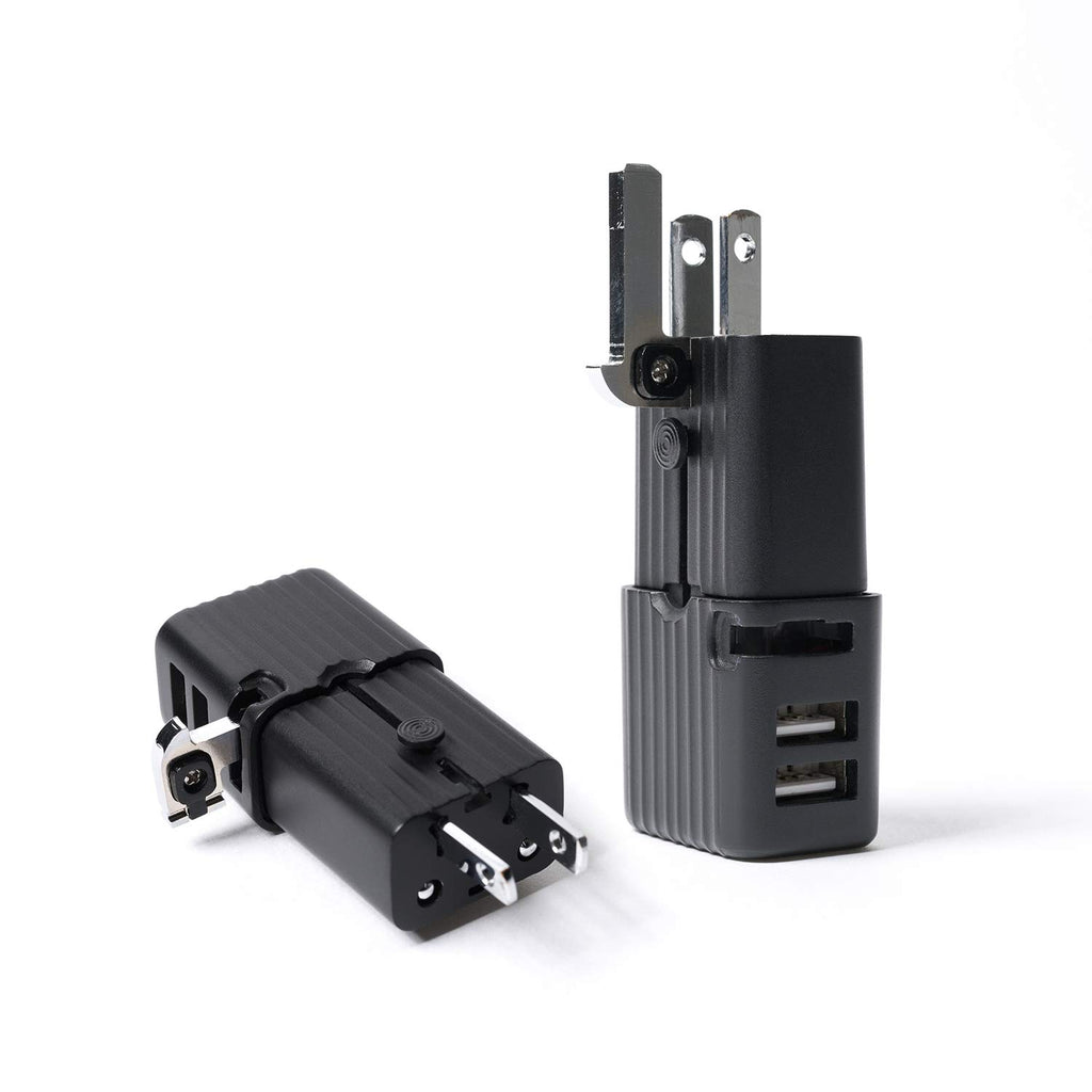 The Smallest Global Travel Adapter
