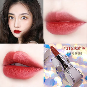 Diamond Bowknot Long Lasting Lipstick