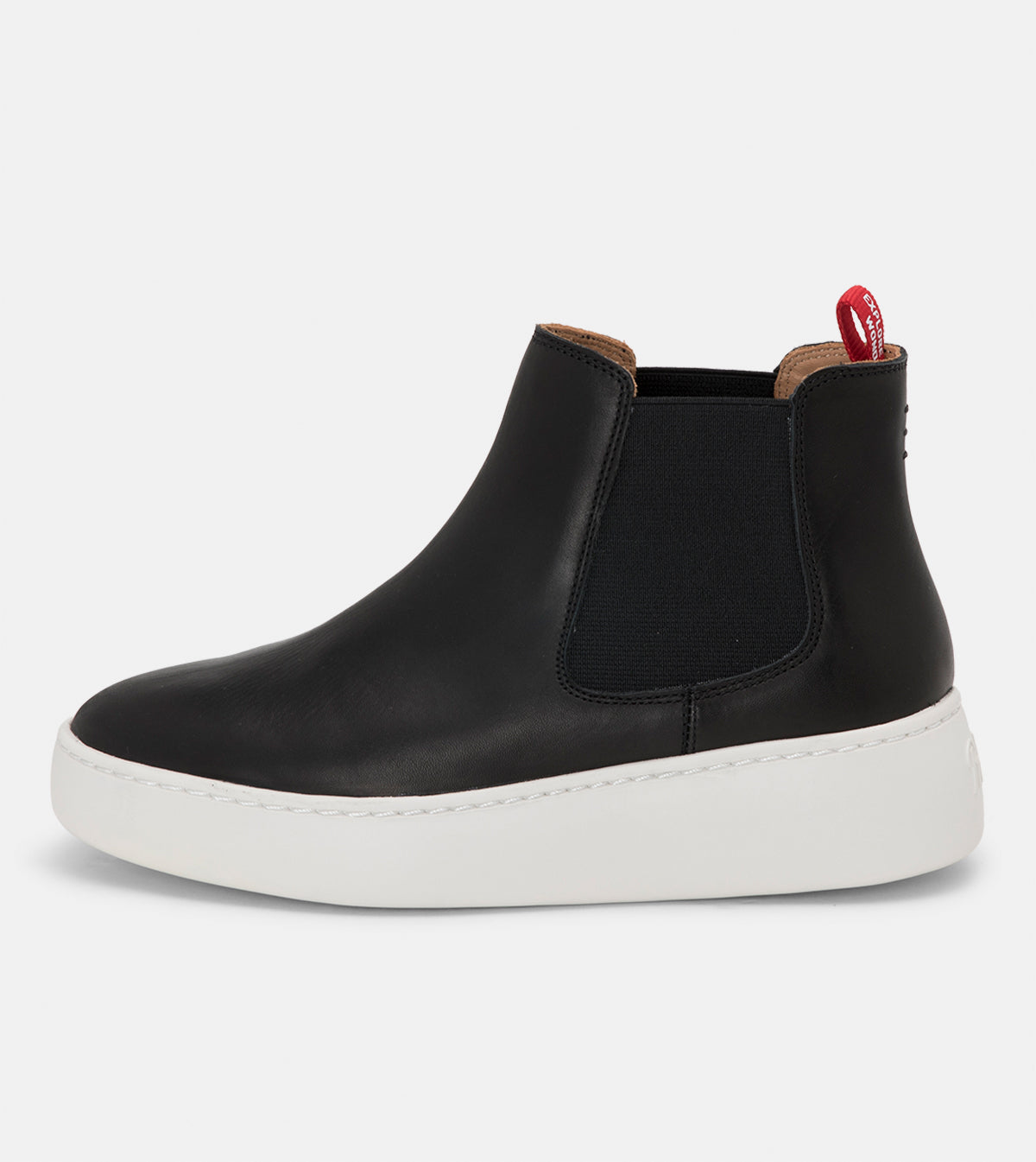 Rollie Chelsea City Black Shoes